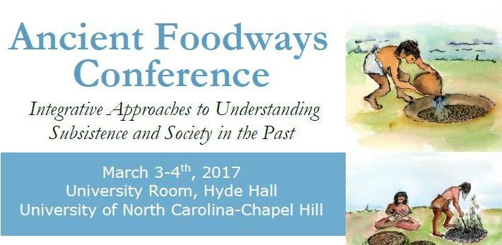 Ancient Foodways Conference
