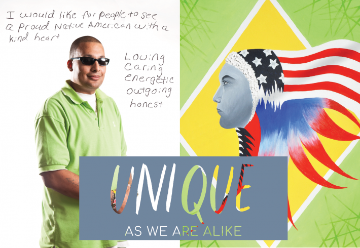 Unique As We Are Alike: Contemporary Works by Lumbee Artists