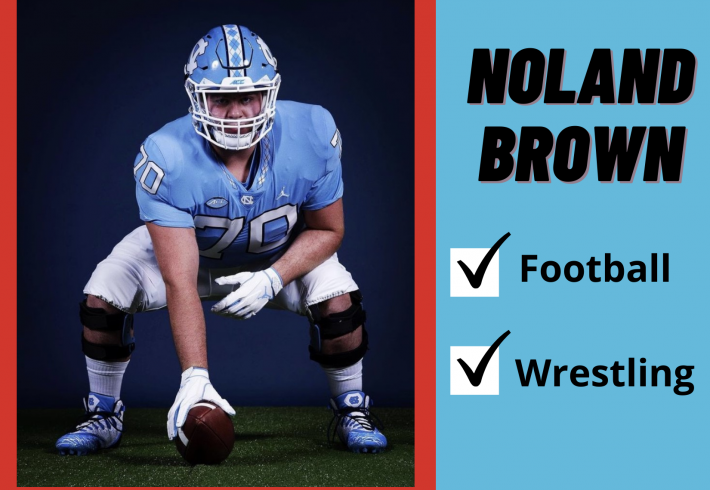 Native Student Athlete Spotlight: Noland Brown and his journey through UNC