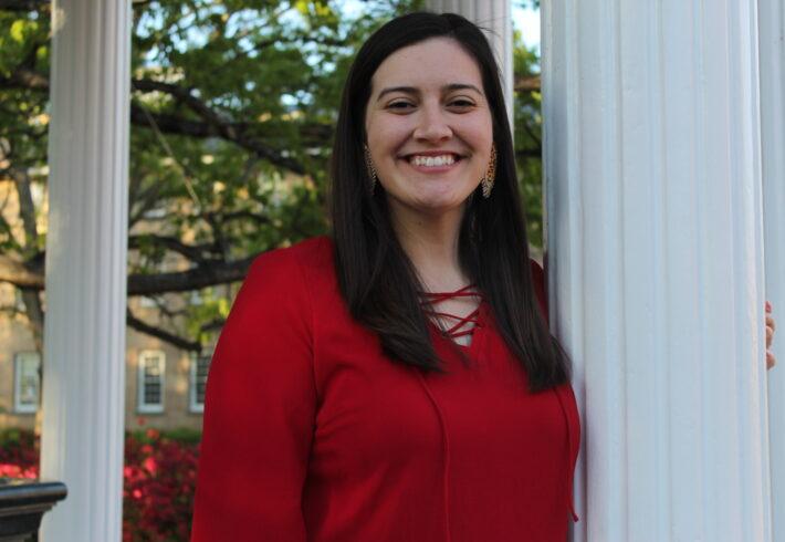 Alumni Spotlight: Brooklyn Brown and her adventure after UNC